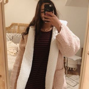 Urban Outfitters reversible Sherpa Jacket